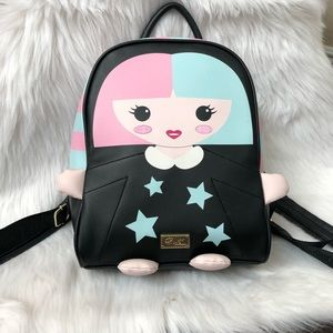 NWT Luv Betsy by Betsy Johnson Kitsch Backpack